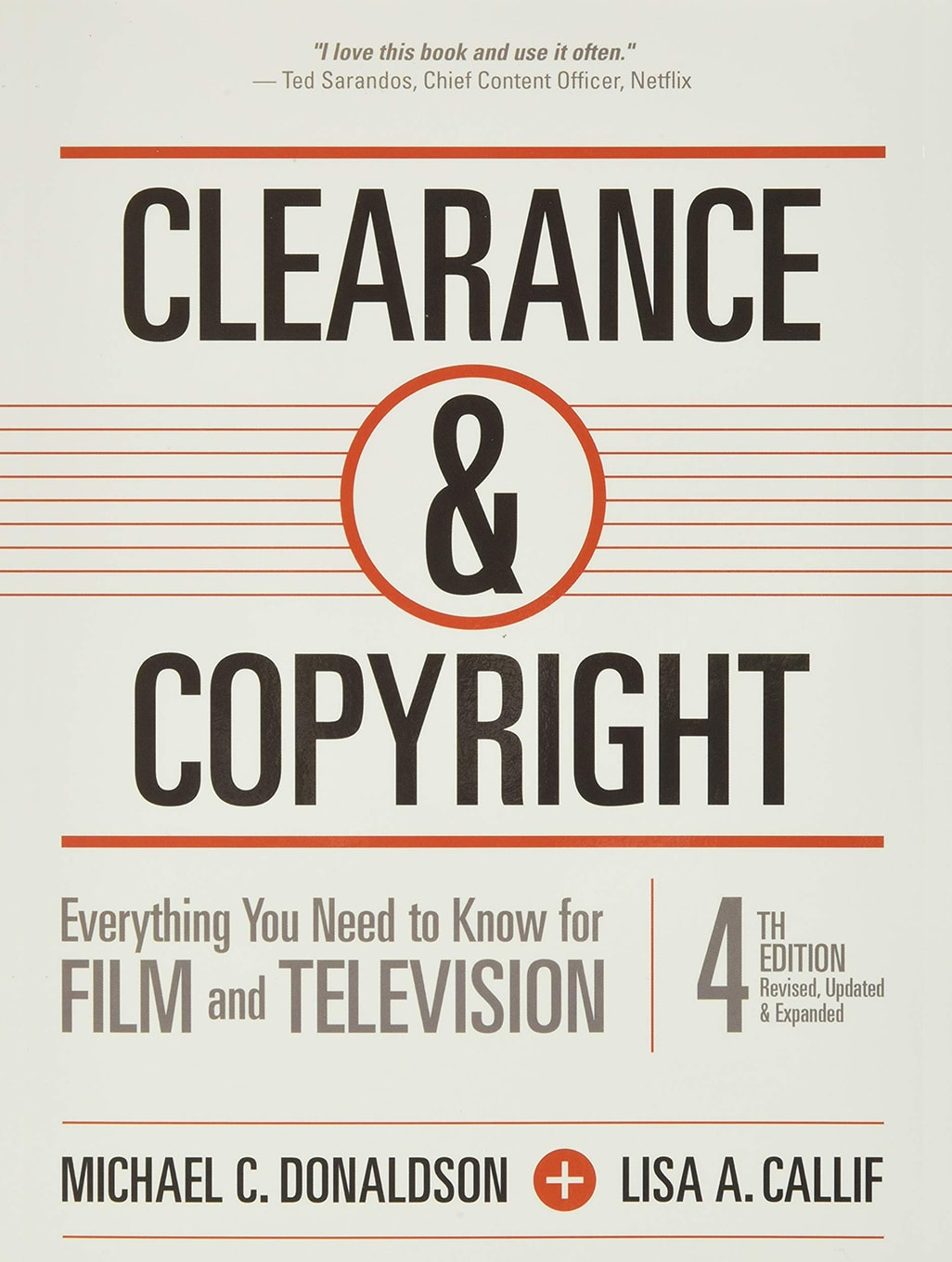 Clearance & Copyright Everthing you need to know for film and television